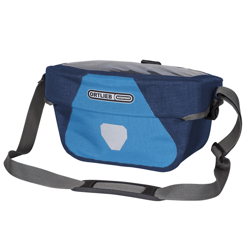 ORTLIEB Ultimate Six Plus - denim- steel blue