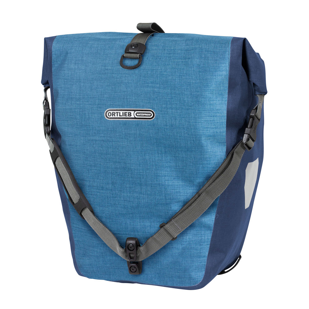 ORTLIEB Back-Roller Plus - denim- steel blue