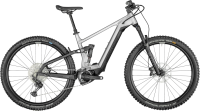 Bergamont E-Trailster Expert - raw alloy/black (shiny/matt) - XL